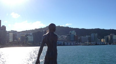 Photo of Trail Waterfront Walkway at Queens Wharf, Wellington 6001, New Zealand