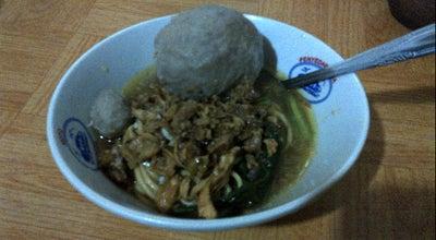 Photo of Ramen / Noodle House Mie Ayam & Mie Baso Solo Mas Pendek at Jl. Cibeber, Cimahi, Indonesia