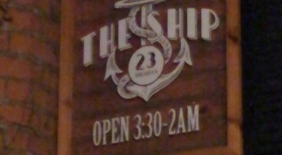 Photo of Pub The Ship at 23 Augusta St., Hamilton, ON L8N 1P6, Canada