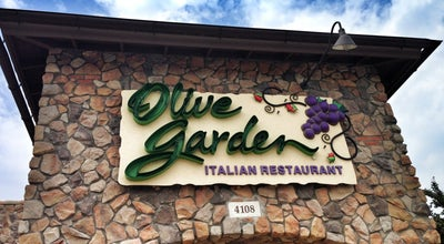 Photo of Italian Restaurant Olive Garden at 4108 Central Ave, Hot Springs, AR 71913, United States