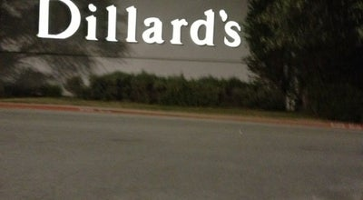 Photo of Department Store Dillard's at 11200 Lakeline Mall Dr, Cedar Park, TX 78613, United States