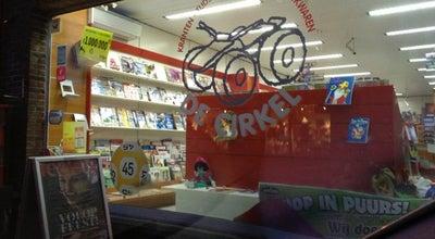Photo of Bookstore De Cirkel at Puurs, Belgium