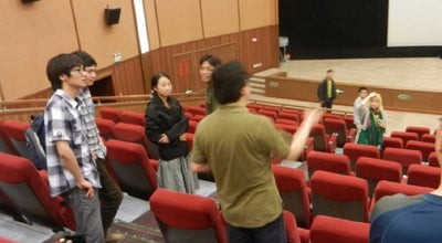 Photo of Movie Theater 中国电影资料馆 China Film Archive at 海淀区文慧园路3号, Beijing, Be, China