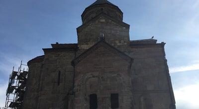 Photo of Church Metekhi Church | მეტეხის ტაძარი at Tbilisi, Georgia