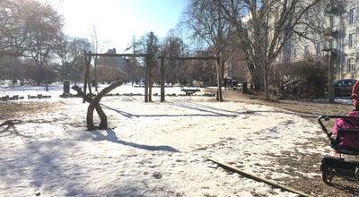 Photo of Park Vasaparken at Uppsala, Sweden