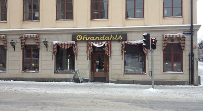 Photo of Cafe Ofvandahls Hovkonditori at Sysslomansgatan 5, Uppsala 752 23, Sweden