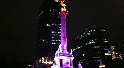 Photo of Monument / Landmark Monumento a la Independencia at Av. Paseo De La Reforma S/n, Cuauhtémoc 06600, Mexico