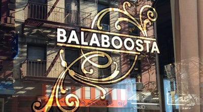 Photo of Mediterranean Restaurant Balaboosta at 214 Mulberry St, New York, NY 10012, United States