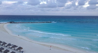Photo of Beach Playa/Beach at Krystal Cancún, Cancún, Mexico