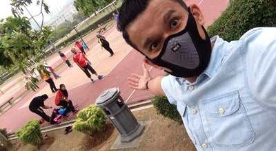Photo of Basketball Court Volleyball Court P18 at Putrajaya, Malaysia