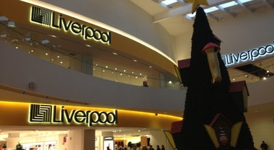 Photo of Department Store Liverpool at Galerias Celaya, Celaya 38080, Mexico