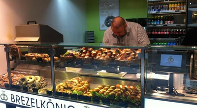 Photo of Bakery Brezelkönig at Sankt Gallen, Switzerland