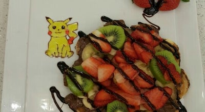 Photo of Dessert Shop Ege Waffle at Aydın, Turkey