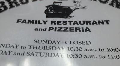Photo of Italian Restaurant Brother Bruno's at 984 N Sherman Ct, Hazleton, PA 18201, United States