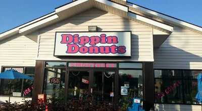 Photo of Donut Shop Dippin Donuts at 1169 Erie Blvd W, Rome, NY 13440, United States