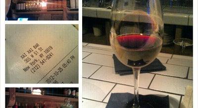 Photo of Wine Bar Xai Xai Wine Bar at 365 W. 51st St, New York, NY 10019, United States