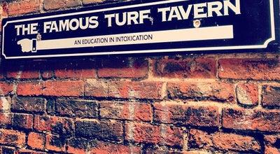 Photo of Pub The Turf Tavern at 4-5 Bath Pl, Oxford OX1 3SU, United Kingdom