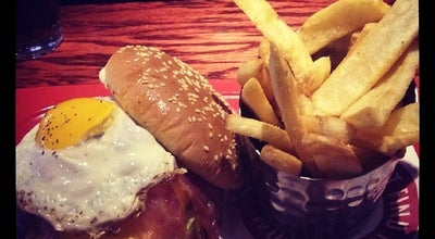 Photo of Burger Joint Red Robin Gourmet Burgers at 613 River Hwy, Mooresville, NC 28117, United States