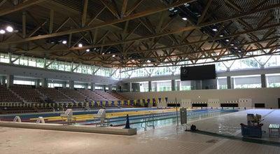 Photo of Pool 秋葉山公園県民水泳場 at 秋葉町4-11, 和歌山市 641-0056, Japan