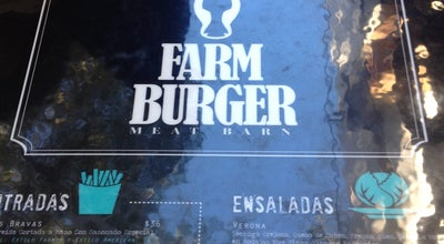 Photo of Burger Joint Farm Burger Meat Barn at Antonio Rosales 532 Ote, Culiacán, SIN, Mexico