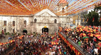 Photo of Church Basilica Minore del Santo Niño at At Osmeña Blvd., Cebu City 6000, Philippines