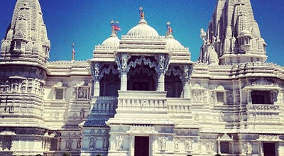 Photo of Hindu Temple BAPS Shri Swaminarayan Mandir at 61 Claireville, Toronto, Ca, Canada