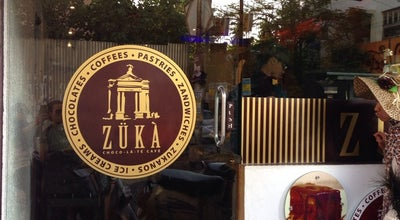 Photo of Cafe ZUKA at No 319 Mission St, India