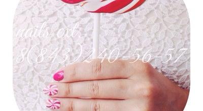 Photo of Nail Salon Студия ногтевого сериса nails ext. at Университетская 22, Казань 420000, Russia