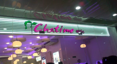Photo of Tea Room Chatime at Ebloc Tower 2, Cebu I.t. Park, Cebu City 6000, Philippines