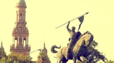 Photo of Outdoor Sculpture Estatua del Cid at Av. De El Cid, Sevilla, Spain