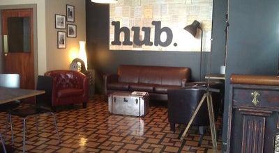 Photo of Cafe The Hanover Hub at 11 York St, Hanover, PA 17331, United States