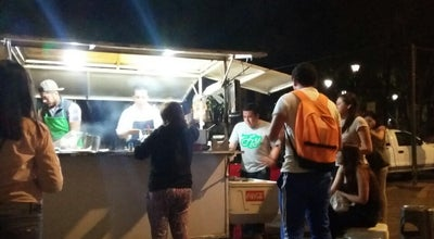 "Photo of Food Truck Tacos ""El Mago"" at Embajadoras, Guanajuato 36000, Mexico"