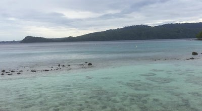 Photo of Beach Lumba-lumba Dive Centre at Gapang Beach, Gapang-Iboih, Pulau Weh, Indonesia