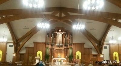 Photo of Church St. William's Catholic Church at 601 Seagate Dr, Naples, FL 34103, United States