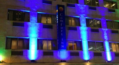 Photo of Hotel Comfort Inn Times Square West at 343 W. 44th Street, New York City, NY 10036, United States