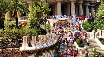 Photo of Park Park Güell at C. Olot S/n, Barcelona 08024, Spain