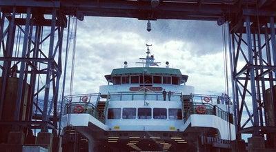 Photo of Pier Bremerton Ferry Terminal at 10 Washington Ave, Bremerton, WA 98337, United States