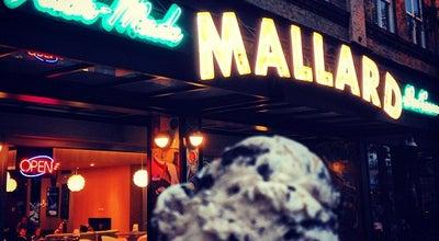 Photo of Ice Cream Shop Mallard at 1323 Railroad Ave, Bellingham, WA 98225, United States