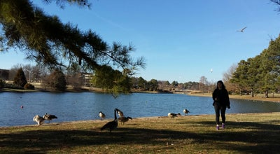 Photo of Lake UAH Lake at Huntsville, AL 35805, United States