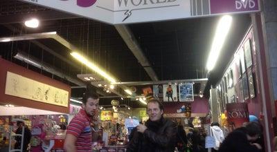Photo of Bookstore BD World at Avenue Léo Collard, Mons 7000, Belgium