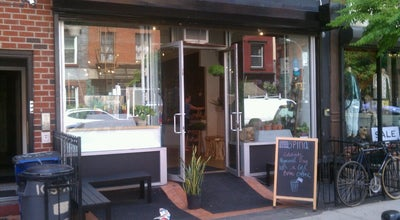 Photo of Cafe Caffe Spinna at 107 Franklin St, Greenpoint, NY 11222, United States