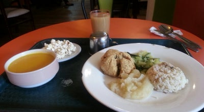 Photo of Vegetarian / Vegan Restaurant Quinua at Luis Cordero, Quito, Ecuador