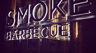 Photo of BBQ Joint Smoke Barbeque at St Paul's Place, Sheffield S1 2PN, United Kingdom