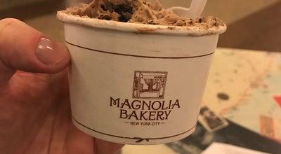 Photo of Bakery Magnolia Bakery at 1 Penn Plaza, New York, NY 10019, United States