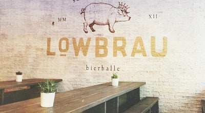 Photo of German Restaurant LowBrau at 1050 20th St, Sacramento, CA 95811, United States