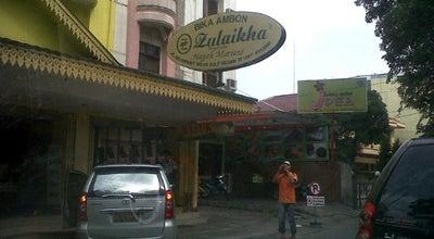 Photo of Bakery Bika Ambon Zulaikha at Jl. Mojopahit No. 70 Abc, Medan, Indonesia