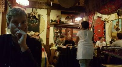 Photo of Italian Restaurant Mamma Mia at Bahnhofstraße 1, Gießen 35390, Germany