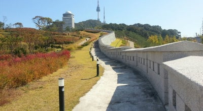 Photo of Trail 서울성곽 남산 (Seoul Namsan Fortress Wall Trail) at 중구 소월로2길, 서울특별시 100-250, South Korea