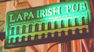 Photo of Pub Lapa Irish Pub at R. Evaristo Da Veiga, 147, Rio de Janeiro 25075-135, Brazil