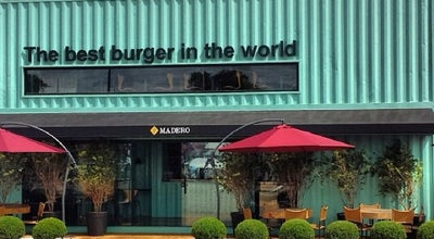 Photo of Burger Joint Madero Container at Br 277, Campo Largo, Brazil
